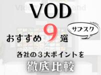 Jp見聞録 VOD U-NEXT Hulu Amazonプライムビデオ  ABEMA dtv dアニメストア FODプレミアム TSUTAYA TV DAZN